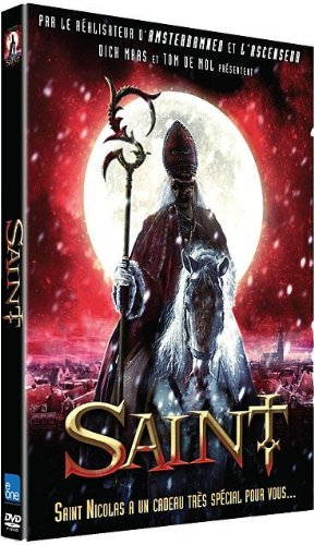 Arrivage : Saint en DVD