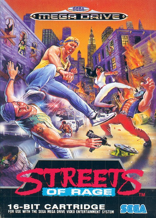 Rétro Test : Streets of Rage sur Mega Drive