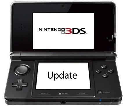 [Tuto] Comment mettre à jour sa Nintendo 3DS