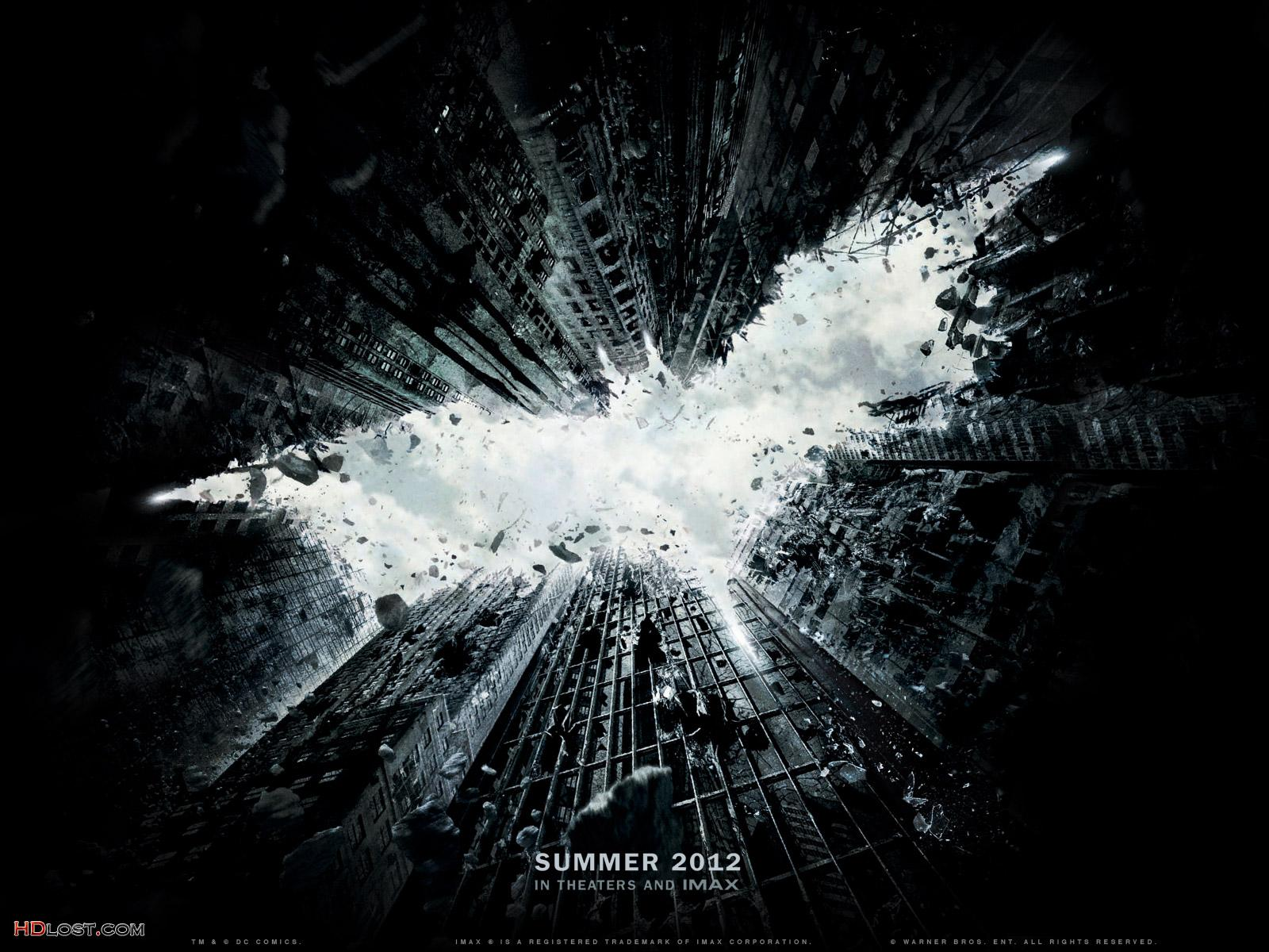 [Cinéma] Nouveau trailer de Batman : The Dark Knight Rises