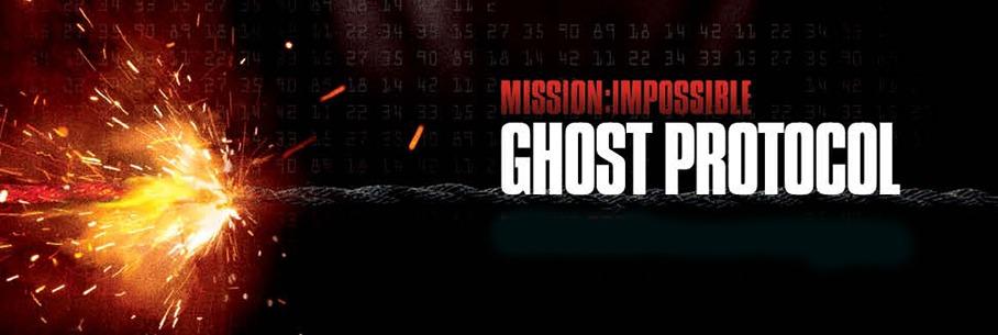[Cinéma] Critique / Avis : Mission Impossible Protocole Fantôme