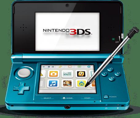Nintendo 3DS : La mise à jour est disponible
