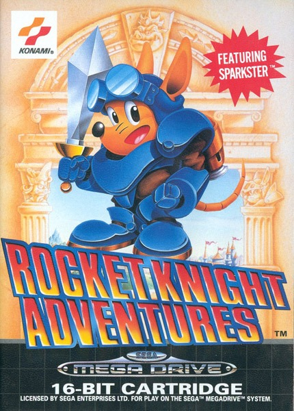 Rétro Test : Rocket Knight Adventures sur Mega Drive