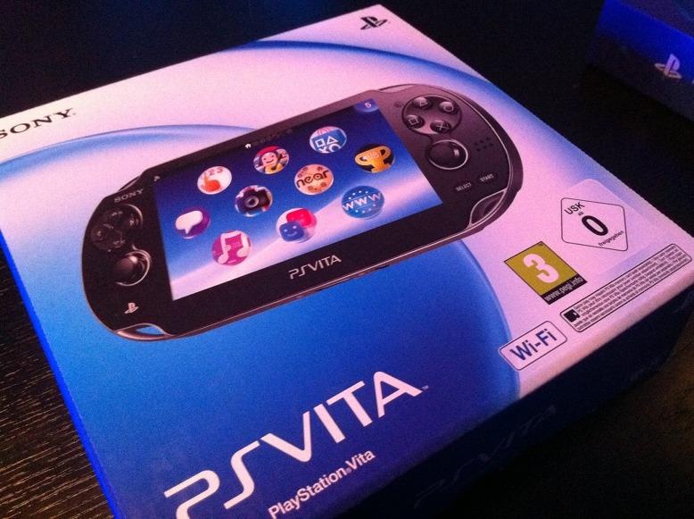 Compte rendu :  Soirée de lancement de la PS Vita