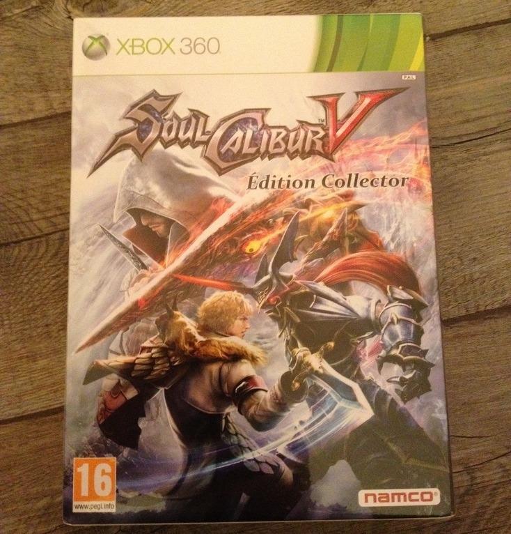 Achat : SoulCalibur V : Edition Collector sur Xbox 360