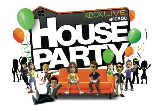 Compte Rendu : Event Xbox LIVE Arcade House Party