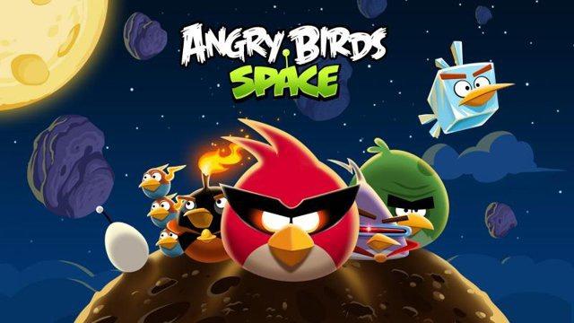 [Vidéo sponsorisée] Rovio s'associe à Samsung pour Angry Bird Space