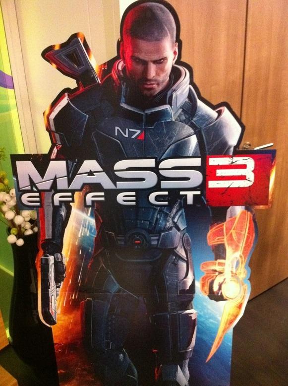 Compte rendu : Soirée de lancement Mass Effect 3
