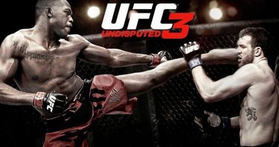 Test : UFC Undisputed 3