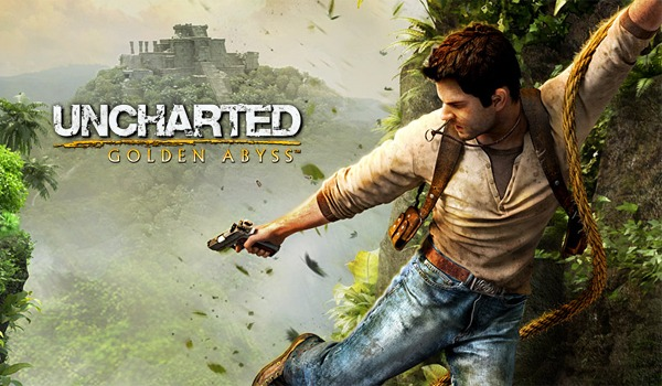 Test : Uncharted Golden Abyss sur PS Vita
