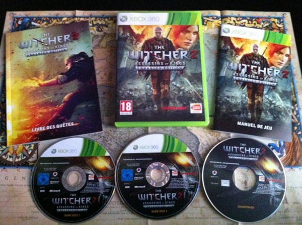 Achat : The Witcher 2 : Assassins of Kings – enhanced édition