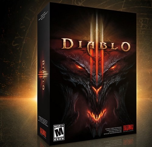Achat : Diablo 3