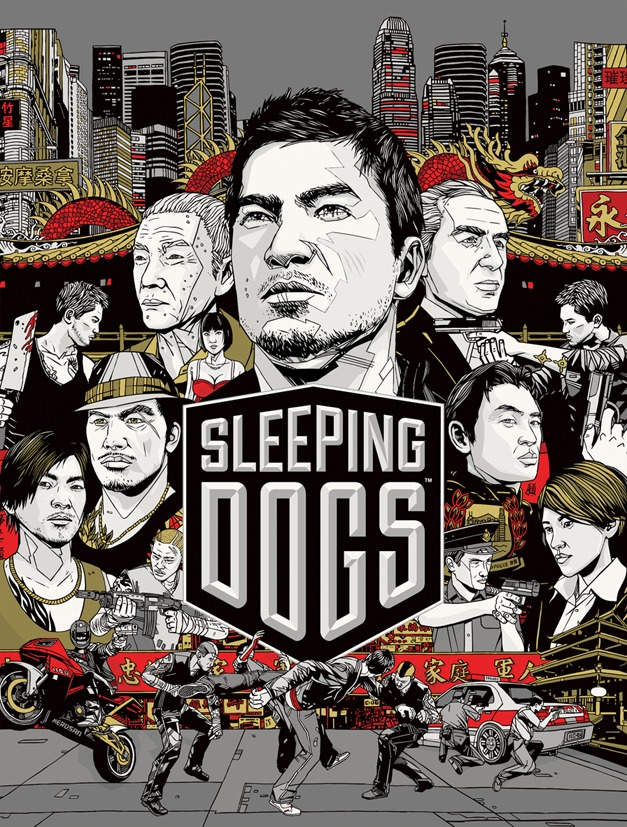 Preview : Sleeping Dogs