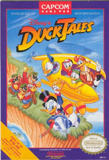 Rétro Test : Duck Tales sur Nes