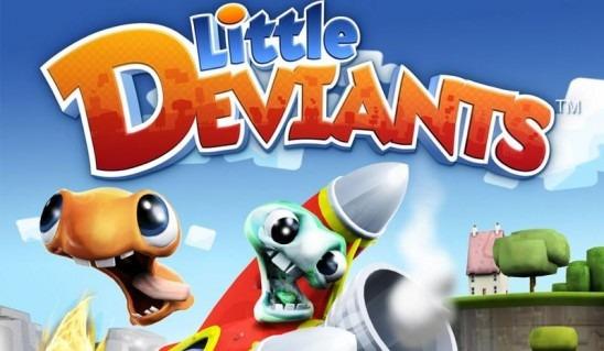 Test : Little Deviants sur PS Vita