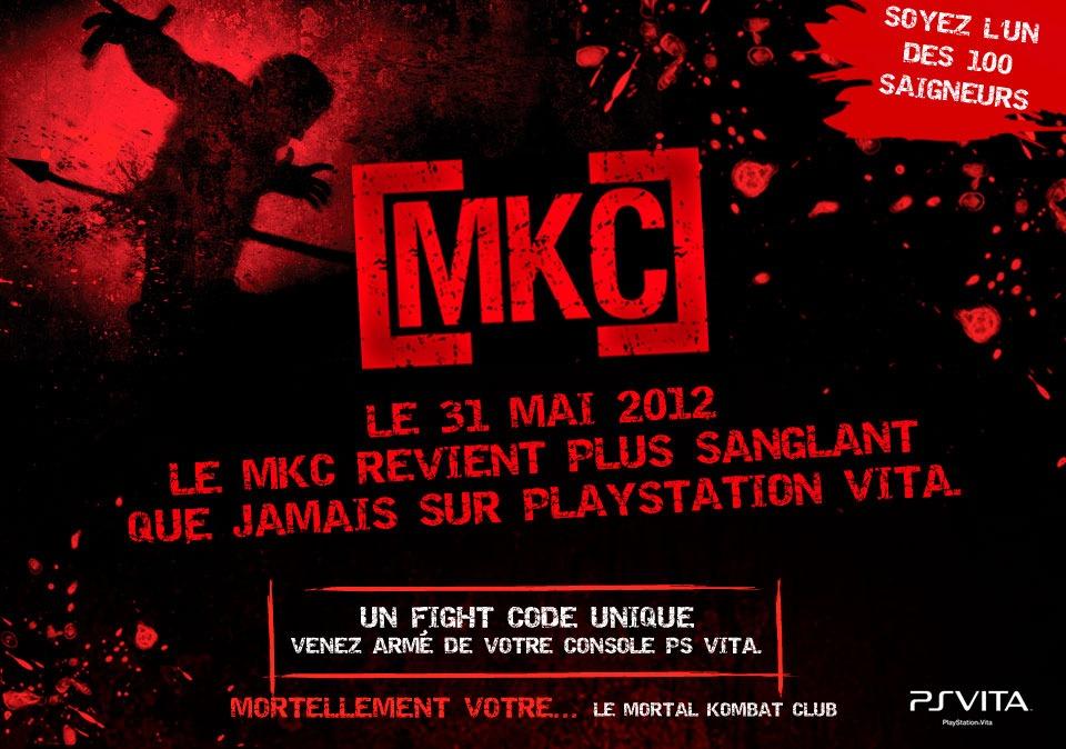 Compte Rendu : Le MKC de retour pour Mortal Kombat PS Vita