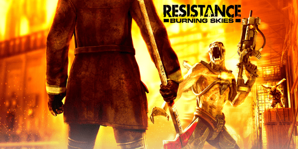 Test : Resistance : Burning Skies sur PS Vita