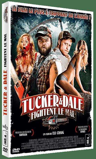 Concours : Gagnez 4 DVD et 4 casquettes de Tucker & Dale fightent le mal
