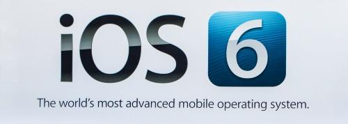 iOS-6-logo Apple: Résumé de la keynote