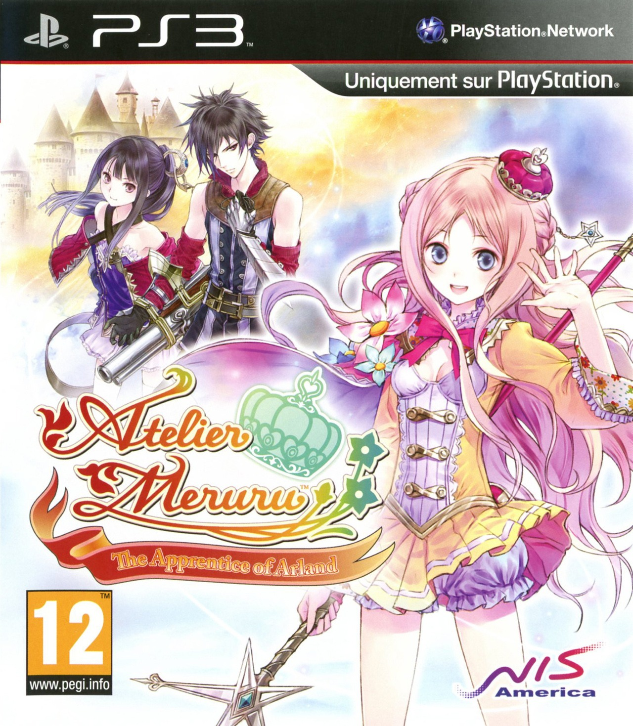 Test: Atelier Meruru The Apprentice of Arland