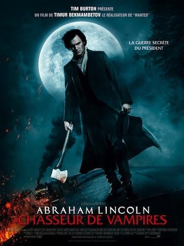 Abraham Lincoln - Affiche