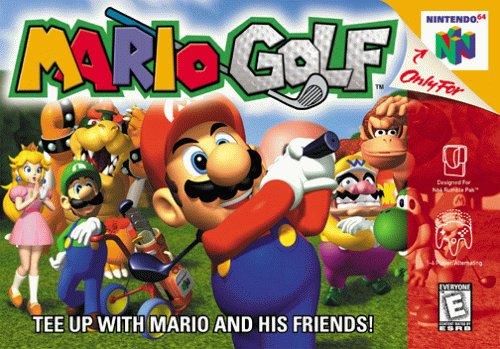 Rétro Test : Mario Golf sur Nintendo 64