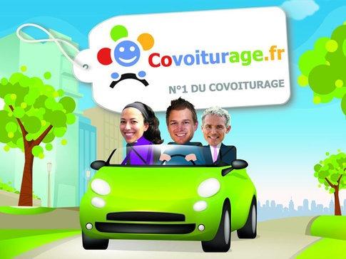 Covoiturage.fr bat des records – Vidéo Sponsorisée
