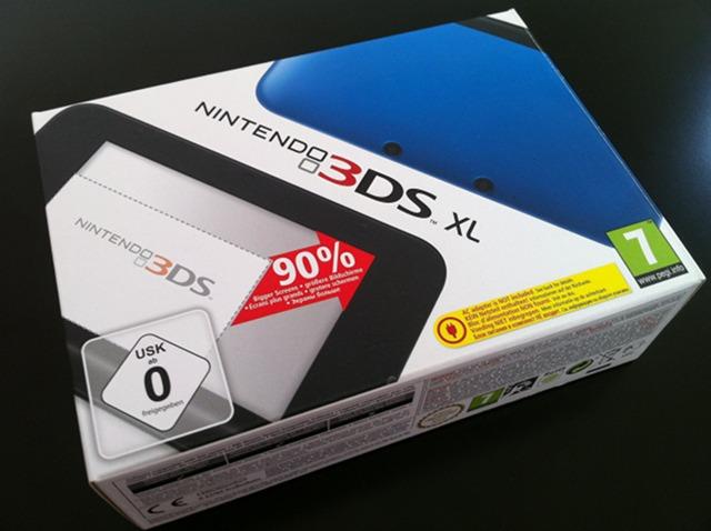 Achat : Nintendo 3DS XL