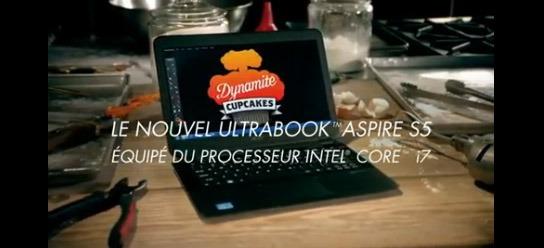 Quand Kiefer Sutherland alias Jack Bauer cuisine des cupcakes pour Acer [Vidéo sponsoriée]