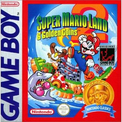 Rétro Test : Super Mario Land 2 sur Game Boy