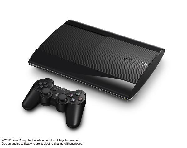 [TGS 2012] Sony annonce une PS3 plus petite, plus légère (Super Slim)