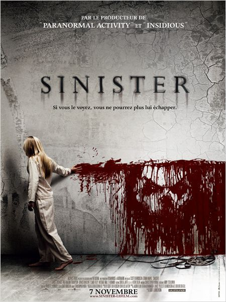 [Cinema] Avis/Critique : Sinister