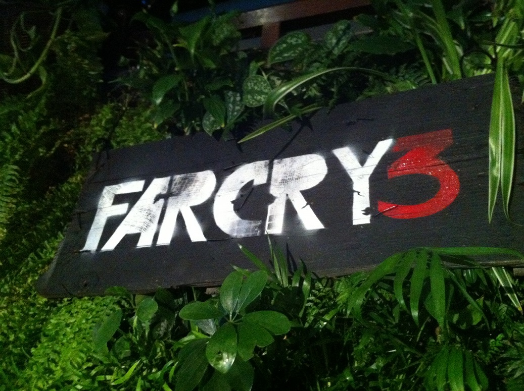 Compte Rendu : Preview Far Cry 3
