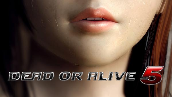 Test : Dead or Alive 5