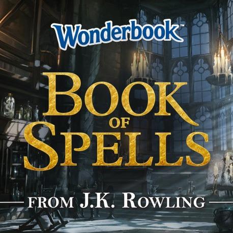 Compte Rendu : Soirée Wonderbook Book of Spells