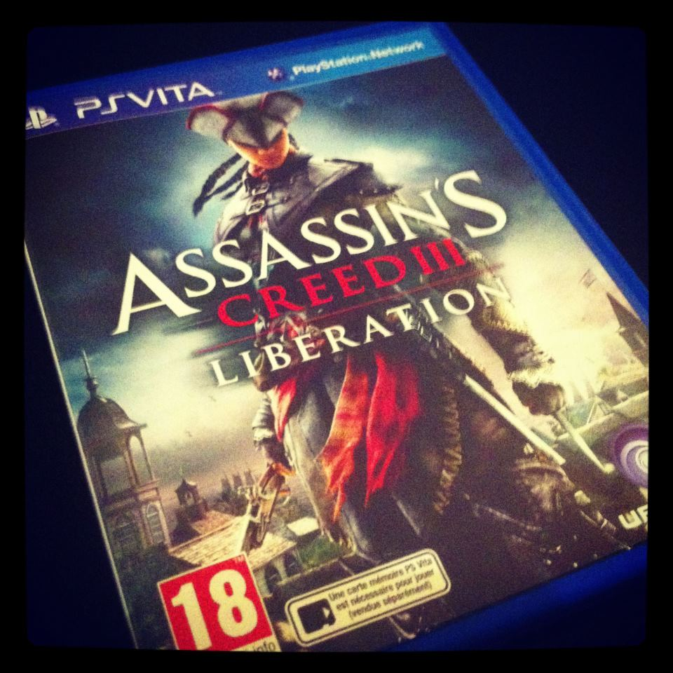 Achat : Assassin's Creed 3 : Liberation sur PS Vita