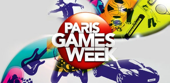 Compte Rendu : Paris Games Week 2012
