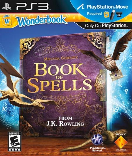 Test: Wonderbook: Book of Spells