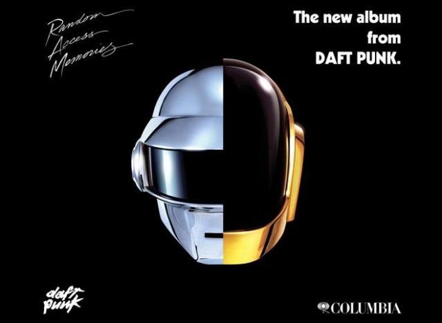 Daft Punk : Le premier titre de leur album «Random Access Memories» enfin dévoilé…