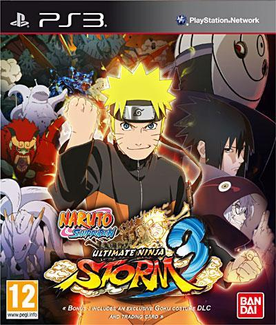 Preview : Naruto Shippunden Ultimate Ninja Storm 3