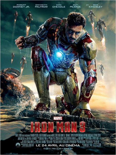 [Cinéma] Avis / Critique: Iron Man 3 (no spoilers)