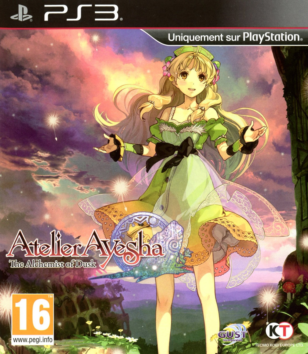 Test : Atelier Ayesha: The Alchemist of Dusk