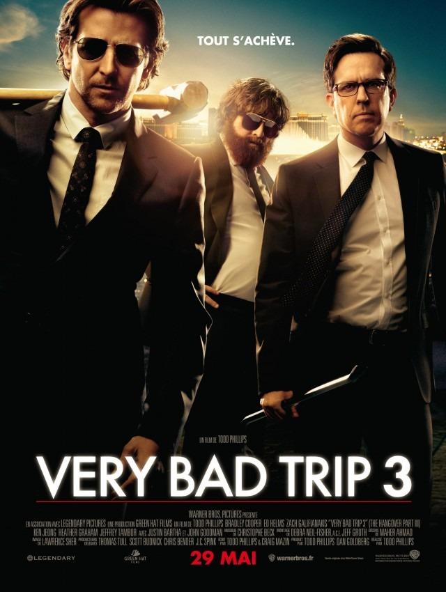 [Cinéma] Avis / Critique: Very Bad Trip 3