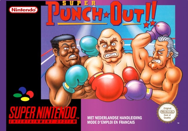 Rétro Test : Super Punch Out sur Super Nintendo
