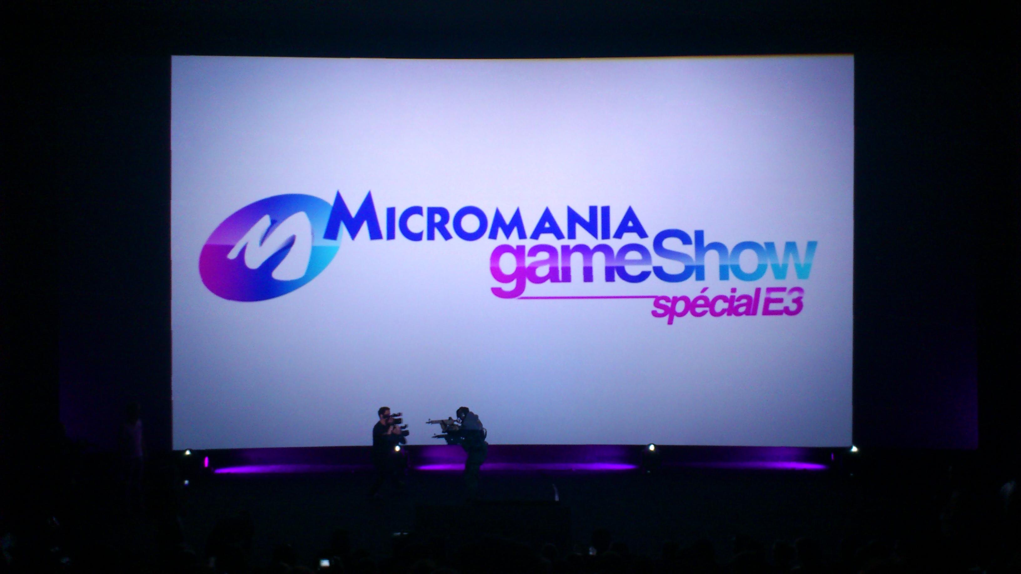 Compte Rendu : Soirée Micromania Game Show spécial E3