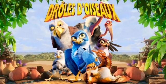 [Cinéma] Avis / Critique : Drôles d'Oiseaux