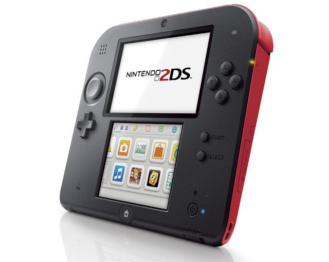 Nintendo surprend et annonce la 2DS !