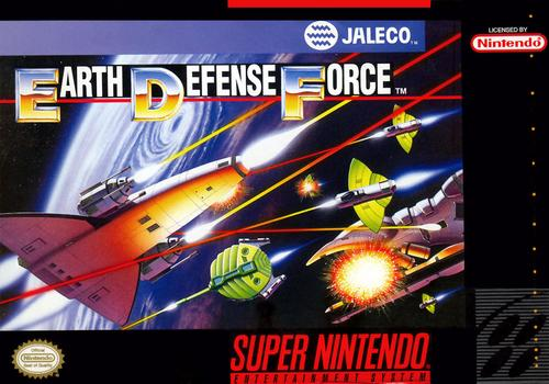 Rétro Test : Super Earth Defense Force