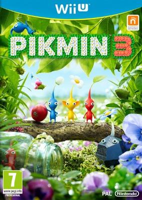 Test : Pikmin3 (Wii U)