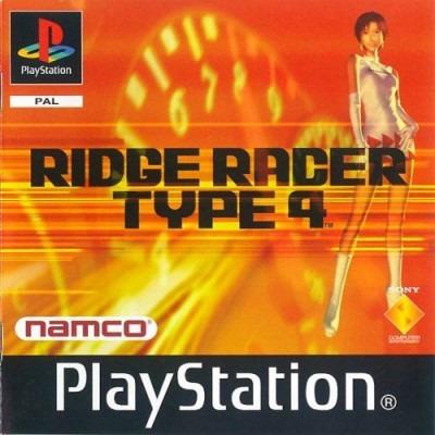 Rétro Test : Ridge Racer Type 4 sur PS1